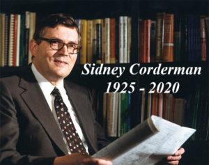 Sidney Corderman